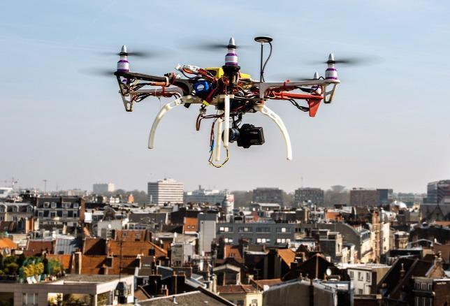 Gyerekjáték feltörni a rendőrség drónjait