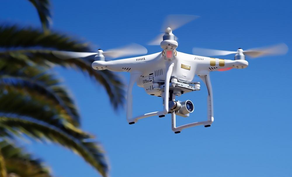 Végre meggyógyítják a sérült drónokat